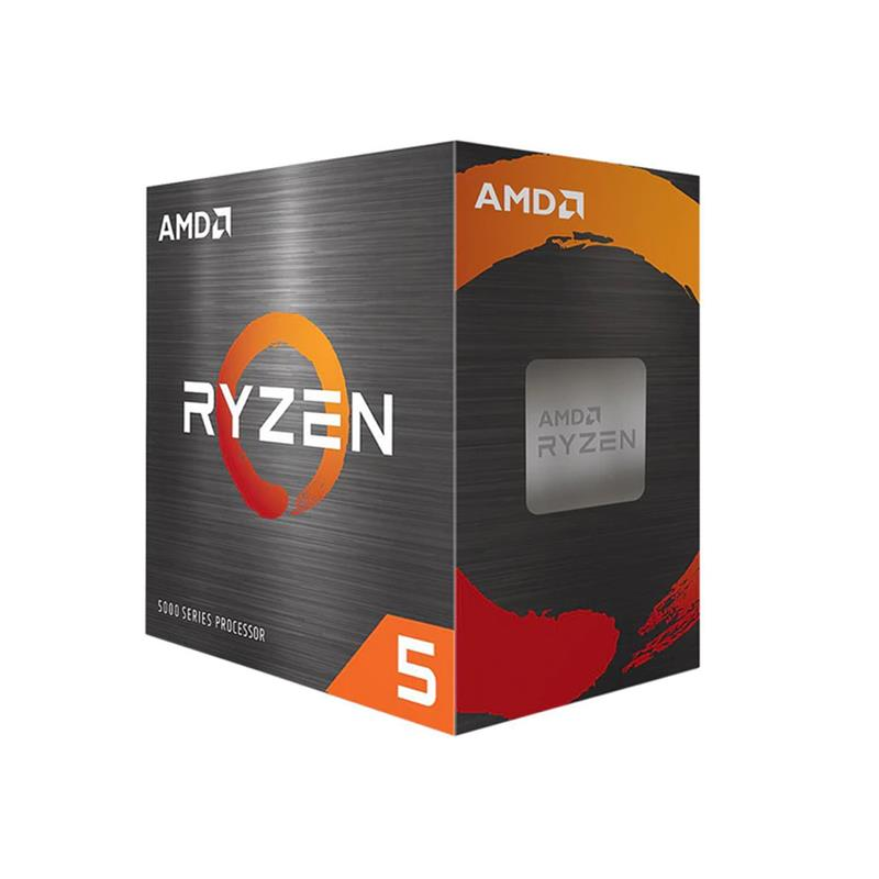 CPU AMD RYZEN 5 5600X 3.7GHZ AM4 6C S/VGA