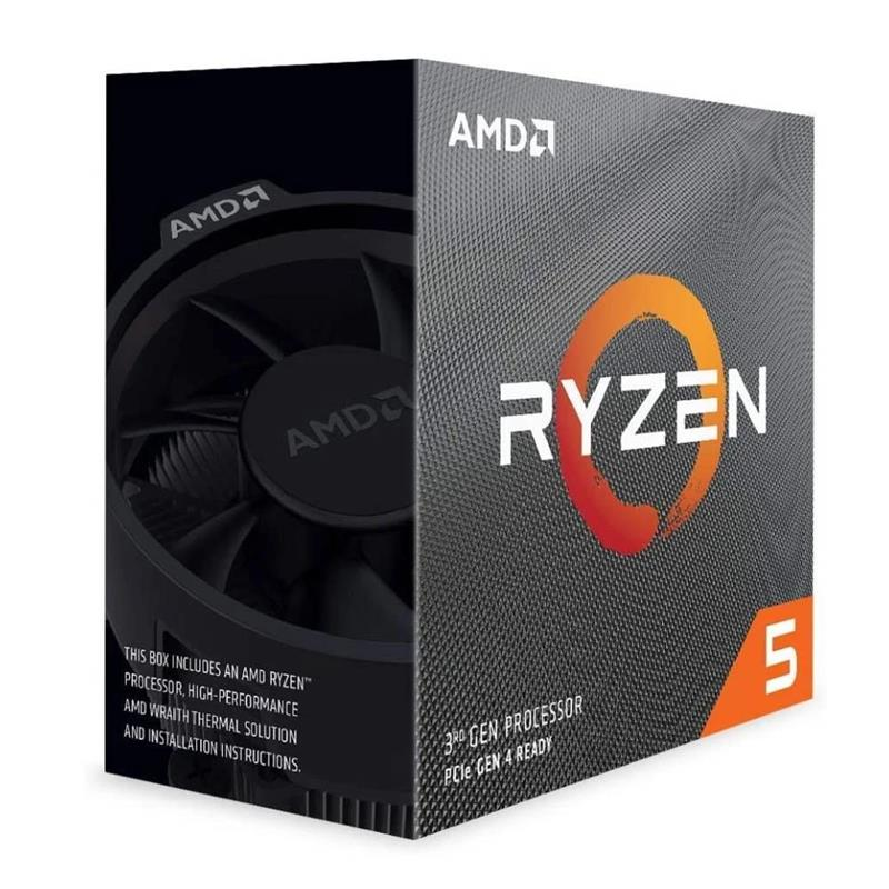 CPU AMD RYZEN 5 3500X 3.6GHZ AM4 6C S/VGA