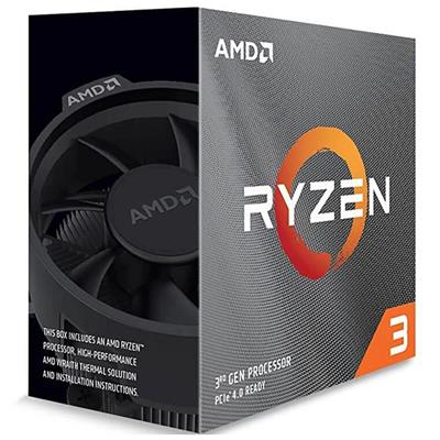 PROCESADOR CPU AMD RYZEN 3 3100 3.6GHZ AM4 4C