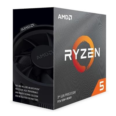 PROCESADOR CPU AMD RYZEN 5 3600 3.6GHZ AM4 6C S/VGA