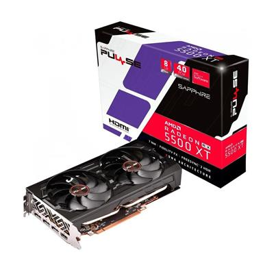 PLACA DE VIDEO VGA PCI-E 8GB RX5500XT DDR6 GAMING RADEON SAPHIRE