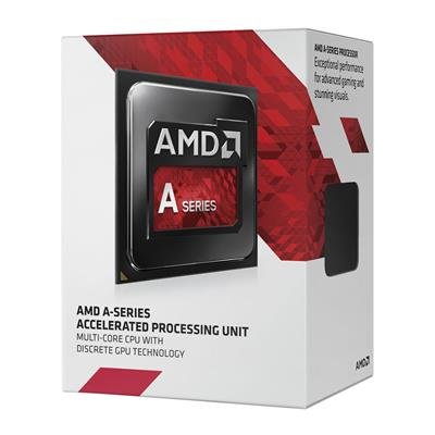 CPU AMD APU A4-7300 4.0GHZ 1MB FM2 2C