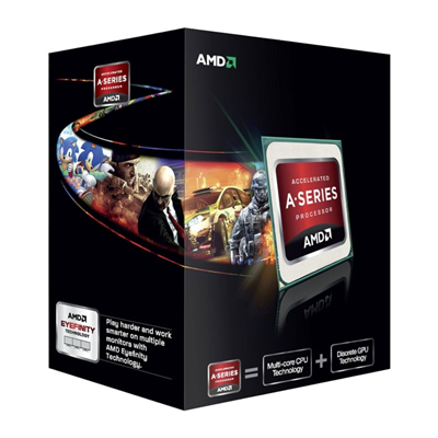 CPU AMD APU A6-6400K 3.9GHZ 2MB FM2 2C