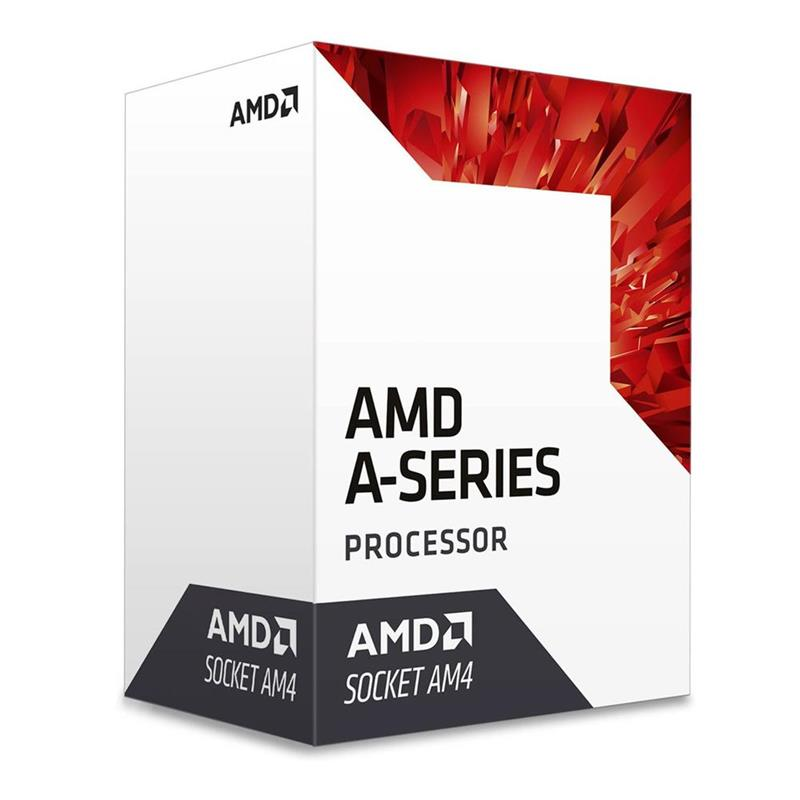 CPU AMD APU A6-9500E 3.4GHZ AM4 2C