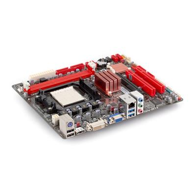 MOTHERBOARD BIOSTAR AM3 A880GU3 DDR3