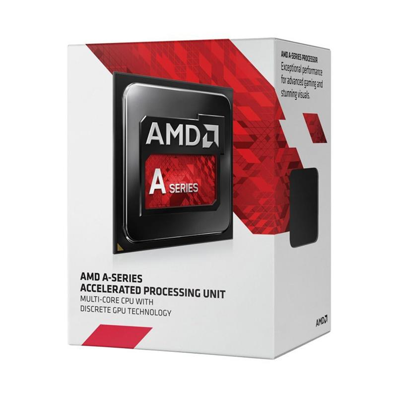 CPU AMD APU A8-9600 3.4GHZ 1MB AM4 4C