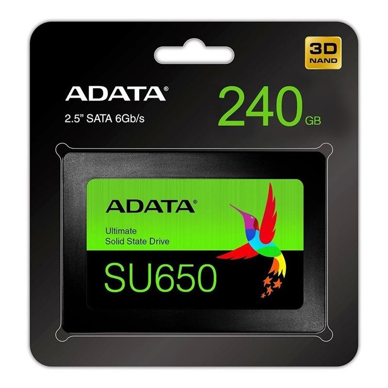 DISCO SSD 240GB ADATA 2.5
