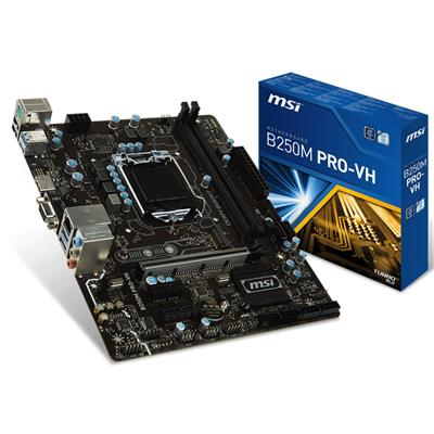 MOTHER MSI B250M PRO-VH S1151
