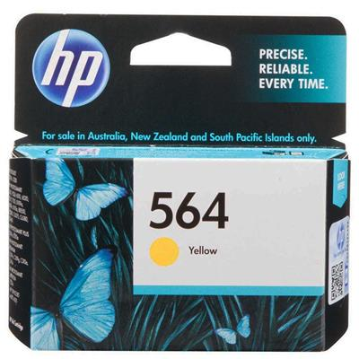 CARTUCHO HP 564 YELLOW CB320WL