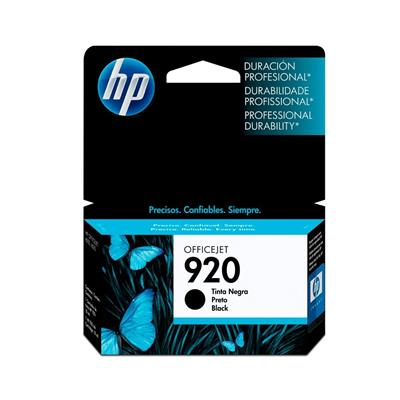 CARTUCHO HP 920 NEGRO CD971AL