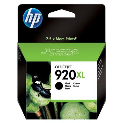 CARTUCHO HP 920XL BLACK CD975ALXX