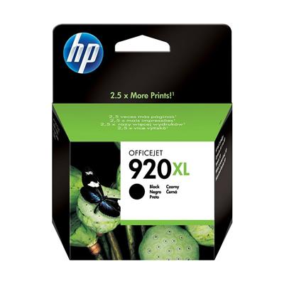 CART HP 920XL NEGRO CD975AL