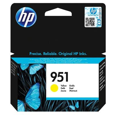 CARTUCHO HP 951 YELLOW CN052AL