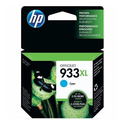 CARTUCHO HP 933XL CYAN CN054AL