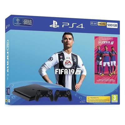PLAYSTATION SONY SLIM CORE 1TB FIFA 19