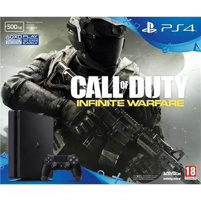 PLAYSTATION SONY SLIM 500GB COD:INFINITE WARFARE