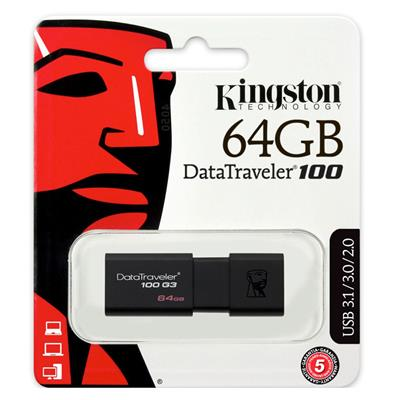 MEM USB 64GB KINGSTON DATA 3.0
