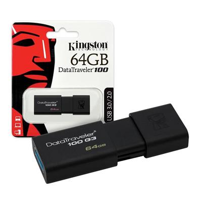 MEMORIA USB 64GB KINGSTON DATA 3.1