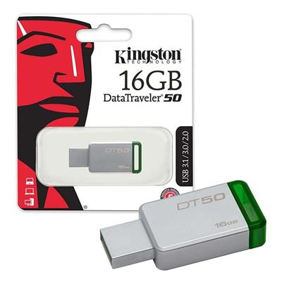 MEMORIA USB 16GB KINGSTON DATA 3.1