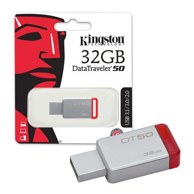 MEMORIA USB 32GB KINGSTON DATA 3.1