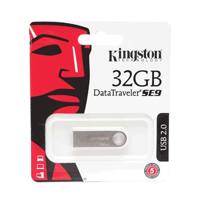 MEM USB 32GB KINGSTON TRAVELER