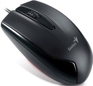 MOUSE GENIUS DX-100 BLACK USB