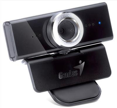 VIDEO WEBCAM GENIUS FACECAM 1000 HD
