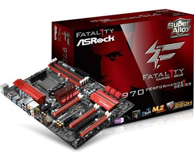 MOT ASROCK FATAL1TY 970 PERFORMANCE AM3+ FX