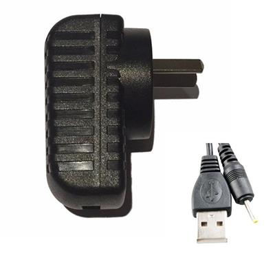 CARGADOR USB 5V 2AMP C/CABLE PIN