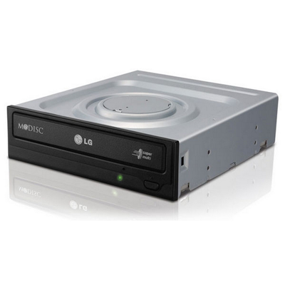 CD DVD+-RW 24X LG SATA BLACK