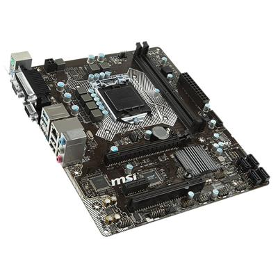 MOTHER MSI H110M-PRO-VHL S1151 S/P