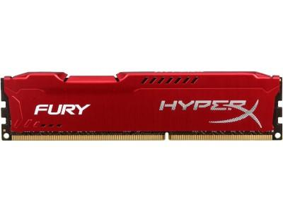 MEM DDR3 4GB 1600MHZ KINGSTON HX FURY PC