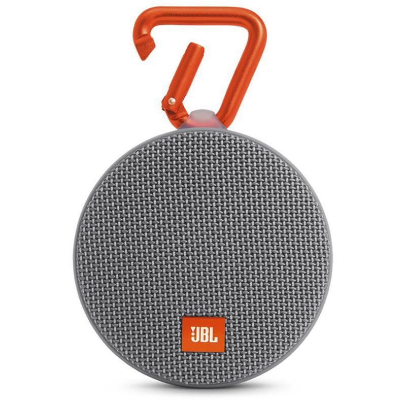 PARLANTE JBL CLIP2 GRAY BLUETOOTH