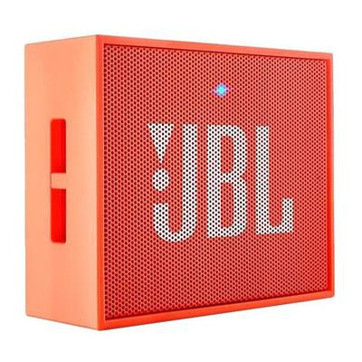 PARLANTE JBL GO ORANGE BLUETOOTH