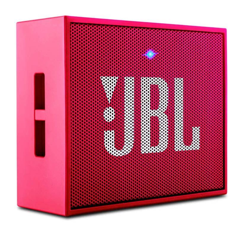 PARLANTE JBL GO PINK BLUETOOTH