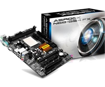 MOT ASROCK N68-GS4 FX AM3+
