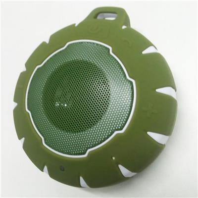 PARLANTE KINGTA SO-101 BLUETOOTH/ WATERPROOF GREEN