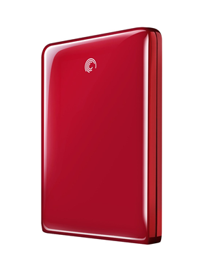 HD 500GB EXT SEAGATE USB 3 RED