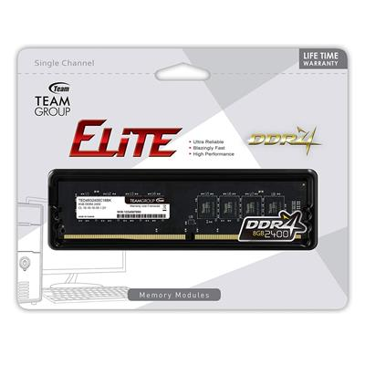 MEMORIA DDR4 8GB 2400MHZ TEAMGROUP