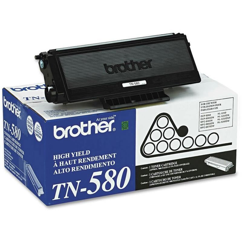 TONER BROTHER TN580