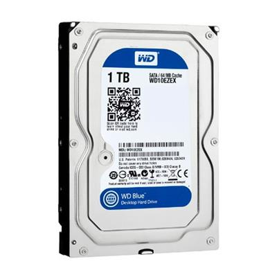 HD 1TB W.DIGITAL 7200 SATA 3 64MB BLUE
