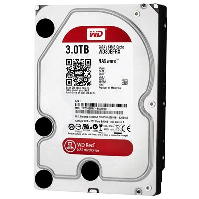 DISCO RIGIDO 3TB W.DIGITAL RED 5400 64MB NAS