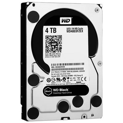 DISCO RIGIDO 4TB W.DIGITAL 7200 SATA 128MB BLACK