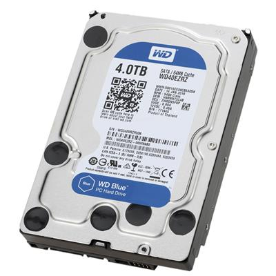 DISCO RIGIDO 4TB W.DIGITAL BLUE SATA3 5400 64MB