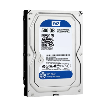 HD 500GB W.DIGITAL 7200 SATA3 16MB