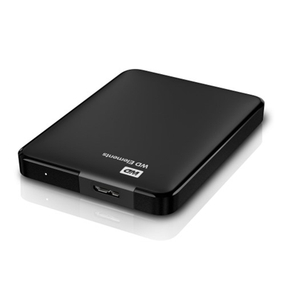 HD 1TB EXT W.DIGITAL USB 3.0 ELEMENTS