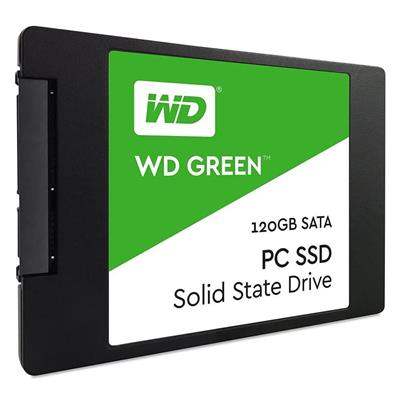 HD SSD 120GB W.DIGITAL WDS120G1G0A 2.5