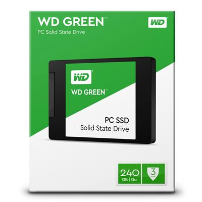HD SSD 240GB W.DIGITAL WDS240G1G0A 2.5