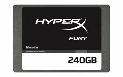 HD SSD 240GB KINGSTON HX SATA3 2.5