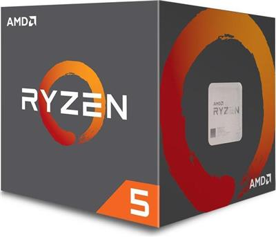 CPU AMD RYZEN 5 1400 3.2GHZ AM4 4C